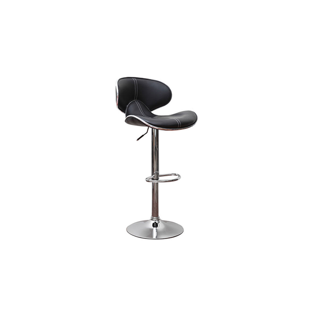 2 x Chivas Bar Stool - Black