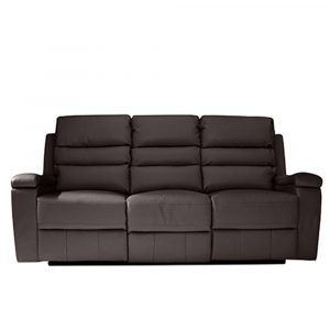 3 Seater Brown