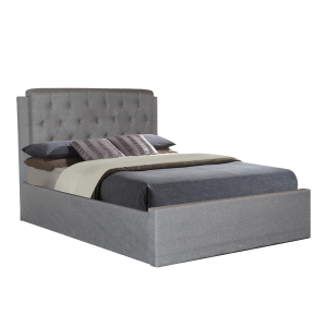 Cosmo-Fabric-Bed-Grey-Main