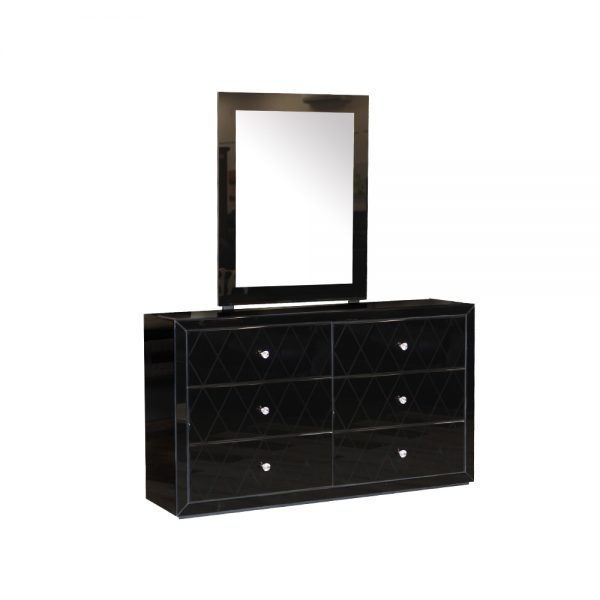 Crystal-Dresser-Black