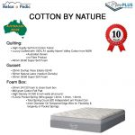 Cotton-By-Nature-Mattress-Details