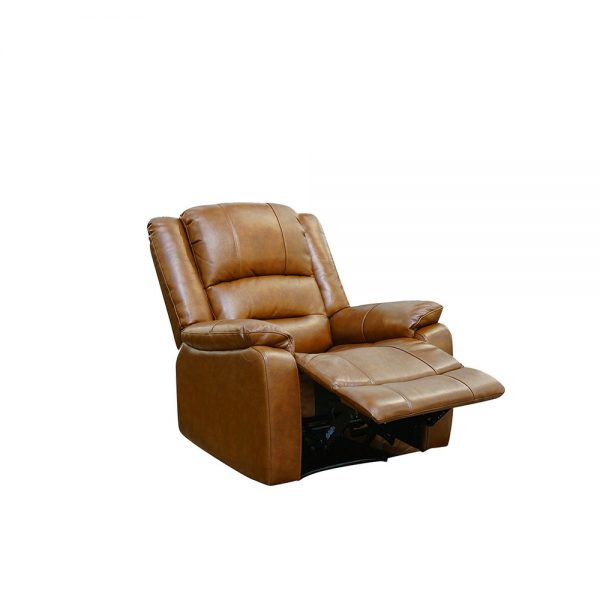Titan-Tan Brown-1 Seater-Recliner