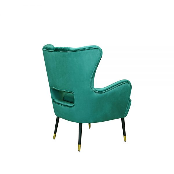 Elle-Valvet-Chair-Green-1