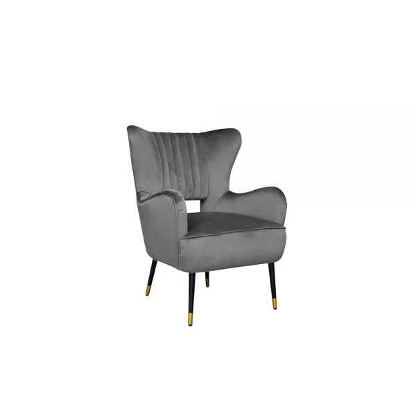 Elle-Valvet-Chair-Grey-Main