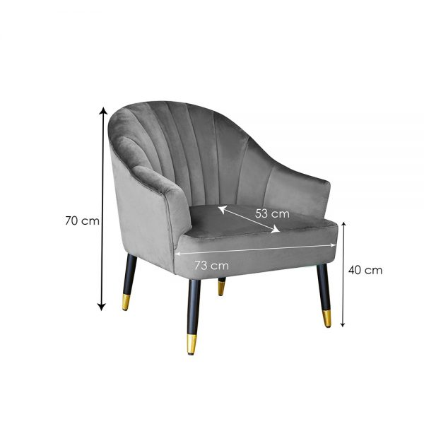 Jasper-Valvet-Chair-Grey-Dim