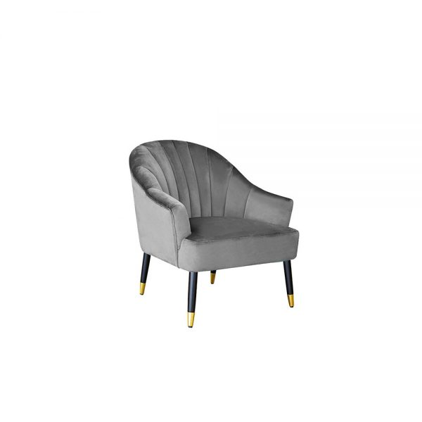 Jasper-Valvet-Chair-Grey-Main