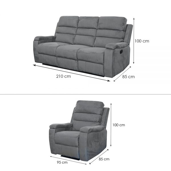 Kelson-Fabric-Dark-Grey-311-Seater-Dim