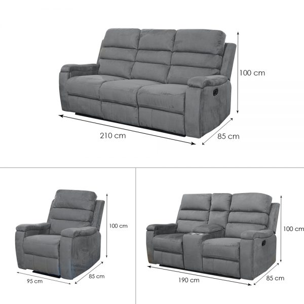 Kelson-Fabric-Dark-Grey-321-Seater-Dim