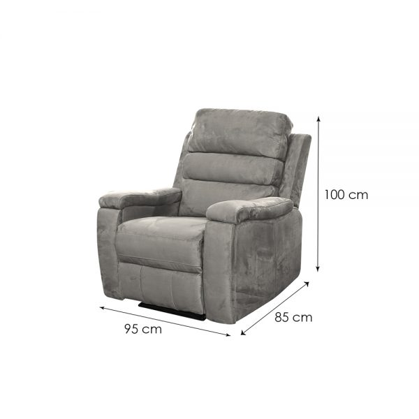 Kelson-Fabric-Grey-1-Seater-Dim