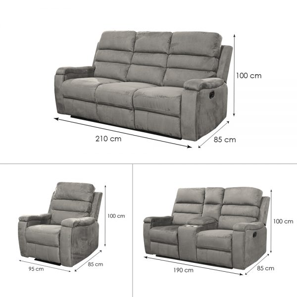 Kelson-Fabric-Grey-321-Seater-Dim